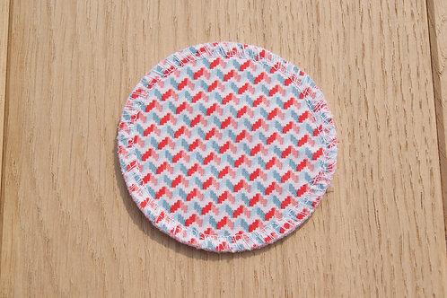 10 Make up pads - Karo