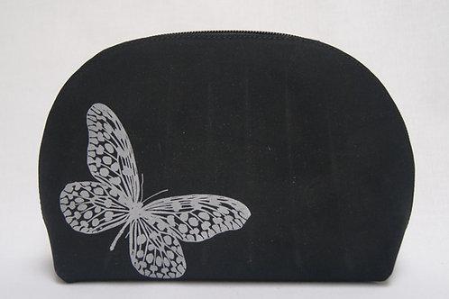 Lederen etui (black dragonfly)