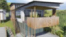 Yaroomba Beach House Architecture Deck-0