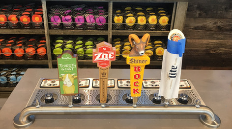 6 tap in counter with tap handles schlot
