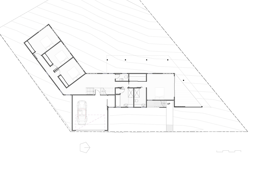 Coolum Lower Architectural House Plans-0
