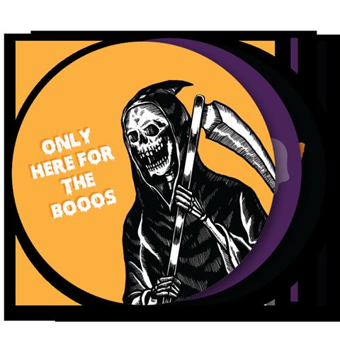 Halloween Magnets (100)