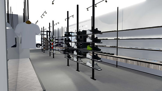 Noosa Retail Design Racks