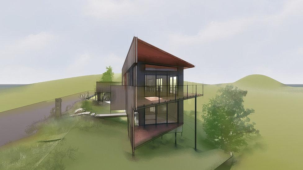 Coolum Architecture beach house North.jp