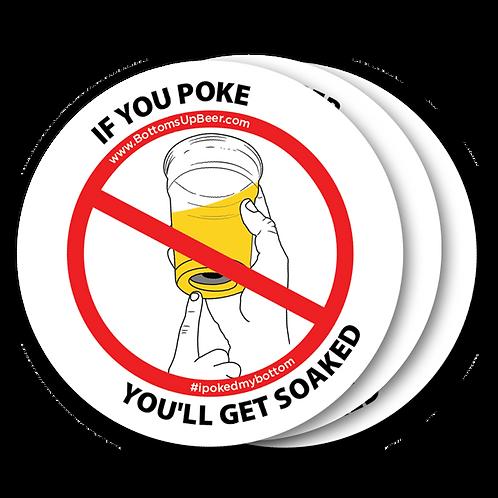 Don't Finger Poke Set (120)
