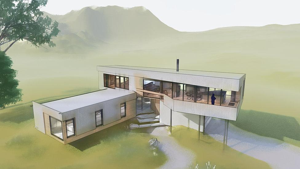Tallowwood House Rural Architecture