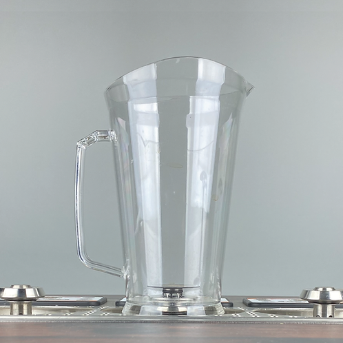 32oz Clear Bottoms Up Pitcher - Case of 12
