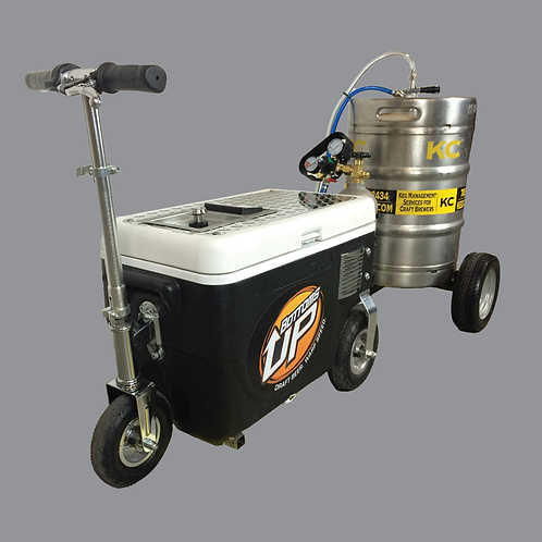 Party Cooler Electric Scooter