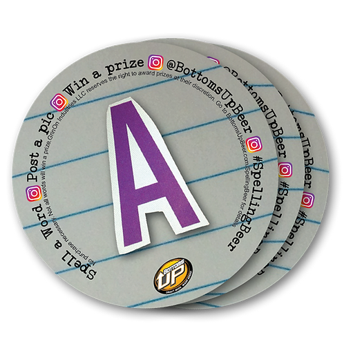 Alphabet Magnets (100)