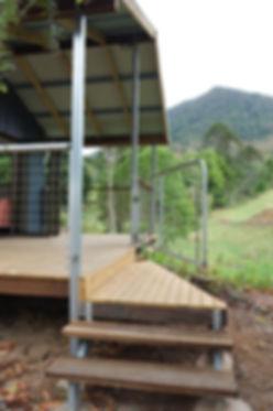 Rural Shed Conversion Mountain View Sunshine Coast