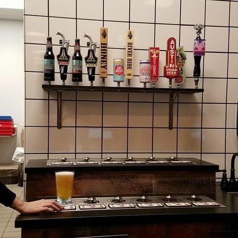 12 tap in counter custom long draw insta