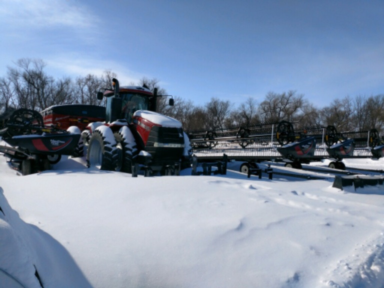 Hard Reality of Winter in the upper Midw