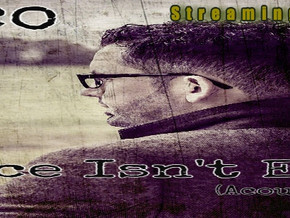 Download/Stream 'Grace Isn't Easy' by Peco