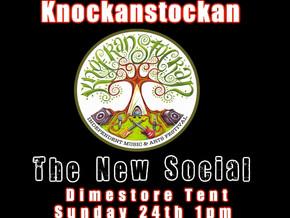 'The New Social' at Knockanstockan this weekend.