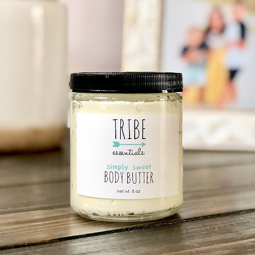 Simply Sweet Body Butter