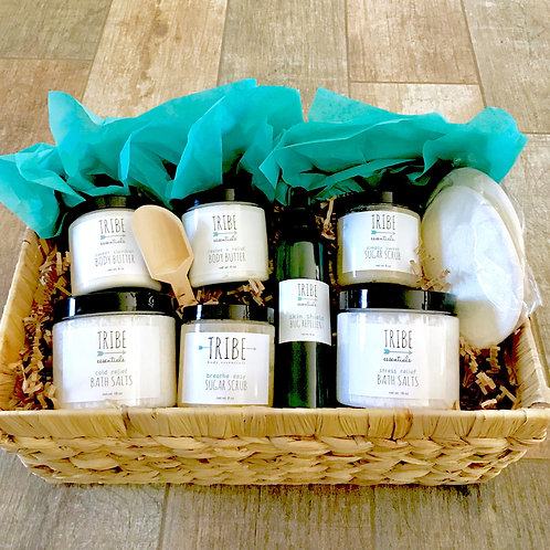For Your Tribe Gift Basket
