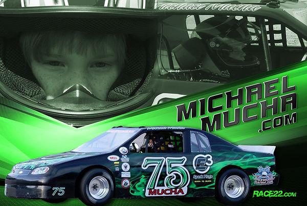 Michael Mucha Hero Card 2016 #michaelmucha