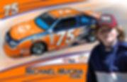 Michael Mucha Racing Hero Card 2017