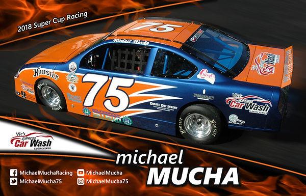 Michael Mucha 2018 Hero Card