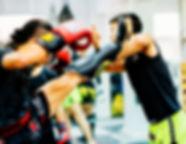 Muay Thai! Block