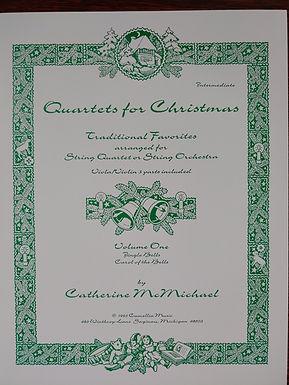 Quartets for Christmas Vol. 1 & 2