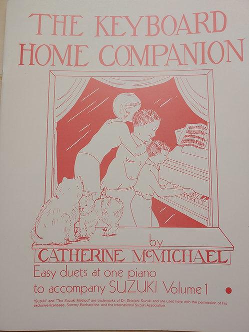 Keyboard Home Companion Vol. 1 & 2