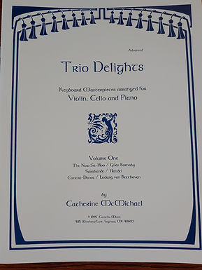 Trio Delights Vol. 1 & 2