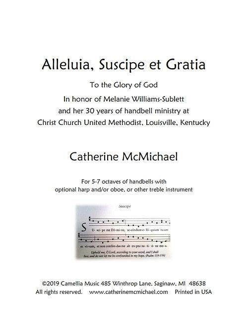 Alleluia, Suscipe et Gratia