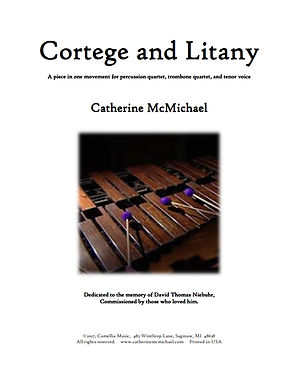 Cortege and Litany