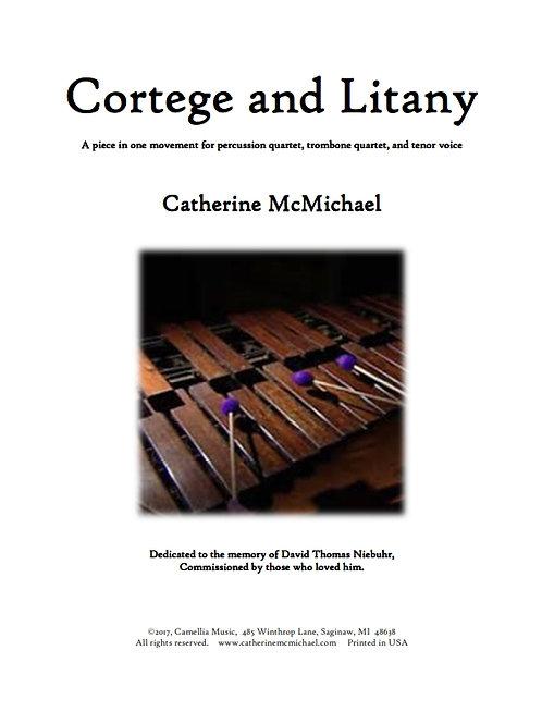Cortege and Litany
