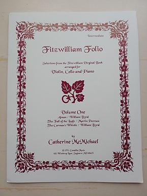 Fitzwilliam Folio 1 and 2