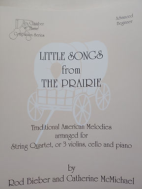 Little Songs from the Praire