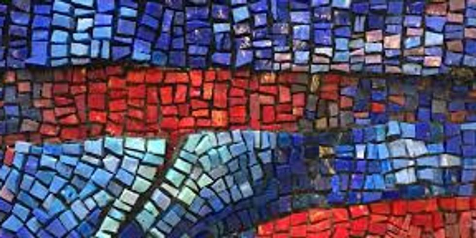 Mosaic for Harpsichord Quartet