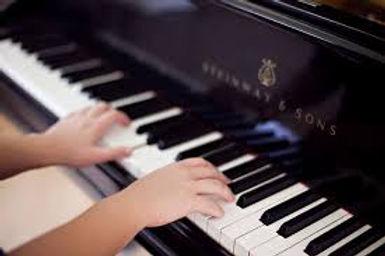 Piano, Organ, Harpsichord, Harp