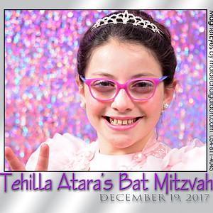 Tehilla Atara's Bat Mitzva