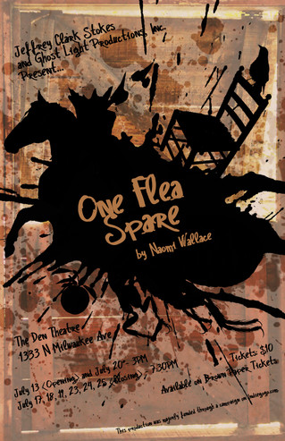One Flea Spare Poster!!!