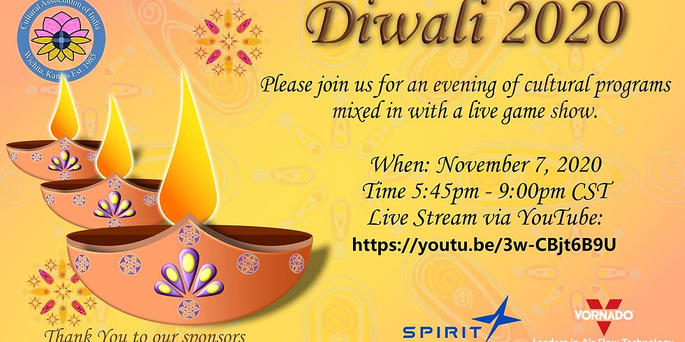 Virtual Diwali 2020