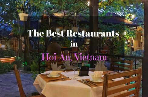 Best Restaurants in Hoi-An Vietnam