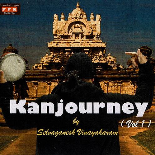 Kanjourney vol.1 / Selvaganesh Vinayakram