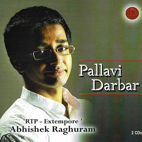 Pallavi Darbar / Abhishek Raghuram