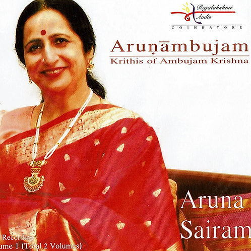 Arunambujam / Aruna Sairam