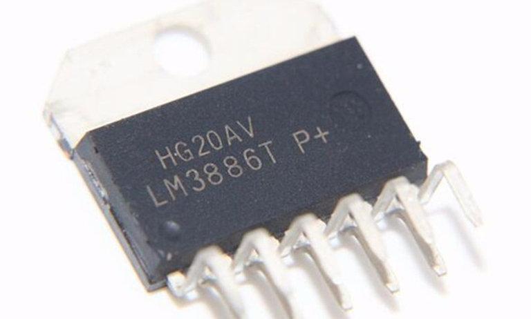 LM3886 -CI amplificador de audio