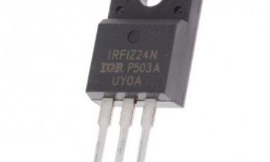 IRFIZ24N - mosfet n - amplificador digital