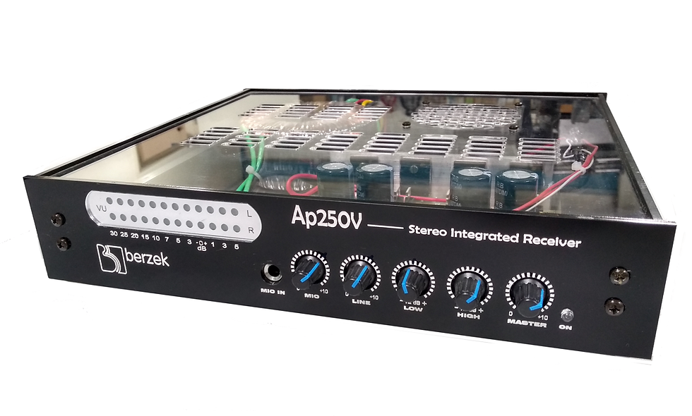 AP250V - Amplificador integrado BERZEK