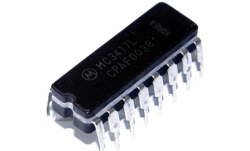 MC3417 -IC ADPCM CODEC