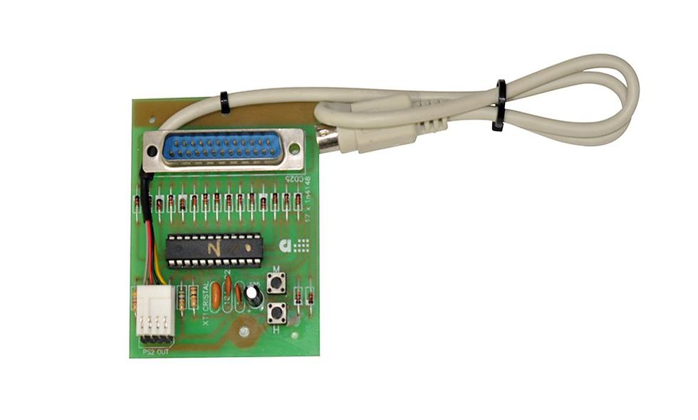 Interface para teclado JUKEBOX TECLA16B