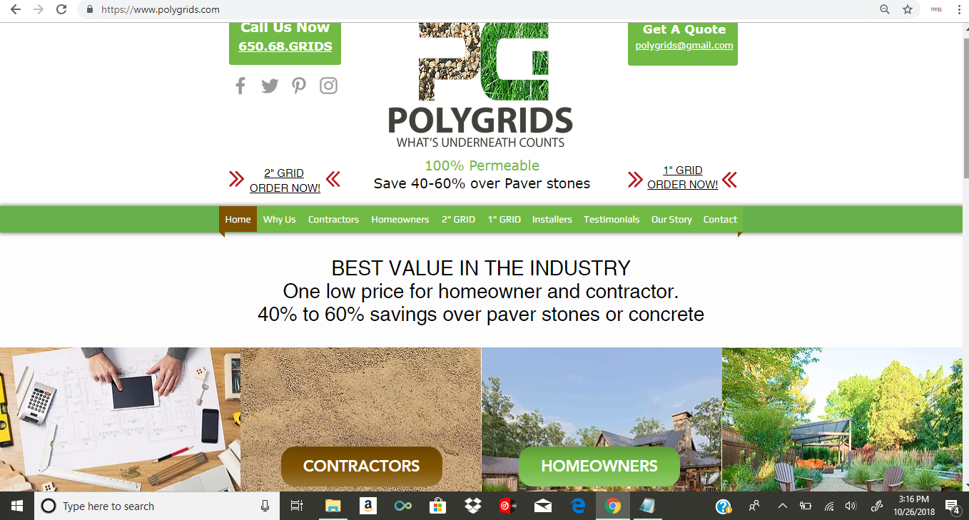 Polygrids