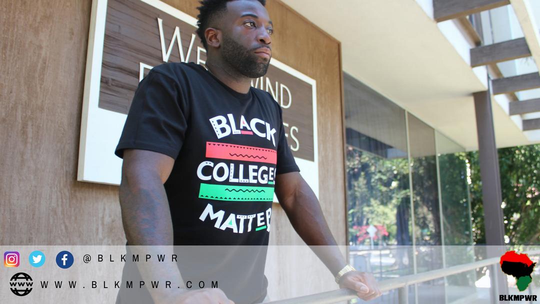 Black Colleges Matter - Banner