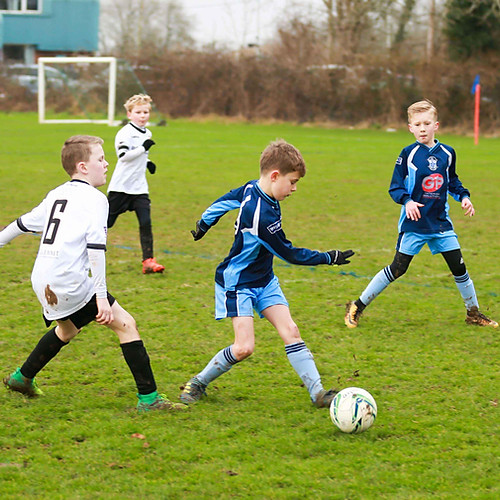 Young Bromleians Cup Final