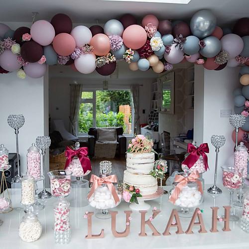 Lukaah's Christening